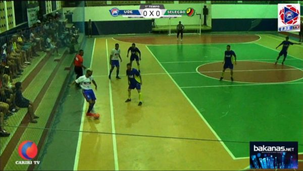 Copa Cariri de Futsal começa com quatro partidas