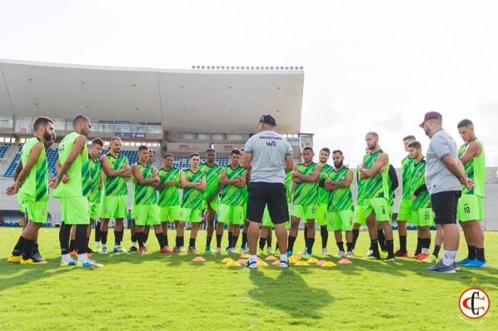 Após 39 anos, Campinense encara Atlético Mineiro em partida oficial