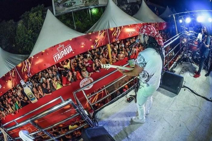 Bell Marques comanda 'Vumbora' nesta sexta na Capital
