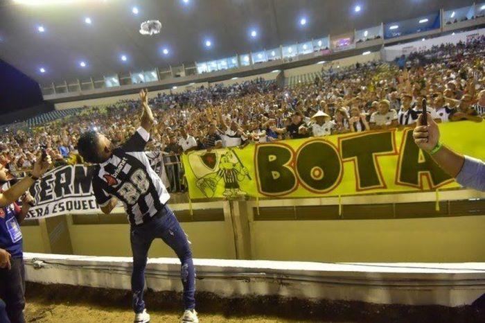 Botafogo-PB empata e assume a liderança da Copa do Nordeste
