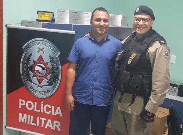 Prefeitura do Cariri e Secretaria Estadual firmam parceria em prol da segurança pública