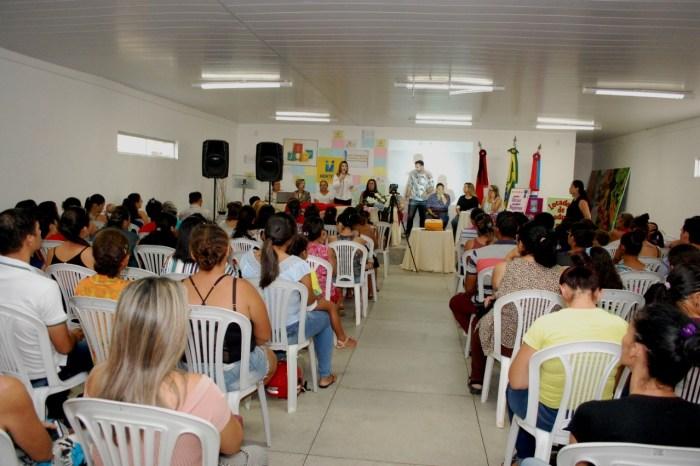 Secretaria de Educação de Monteiro abre ano letivo com o I Encontro Família & Escola