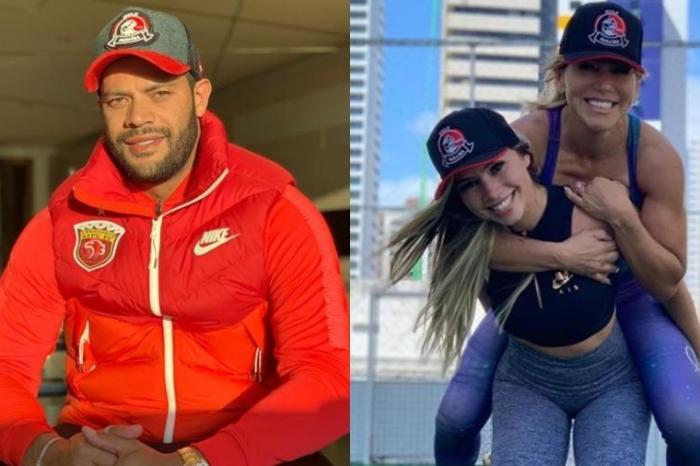 Audiência entre Hulk Paraíba e ex-esposa é marcada para março