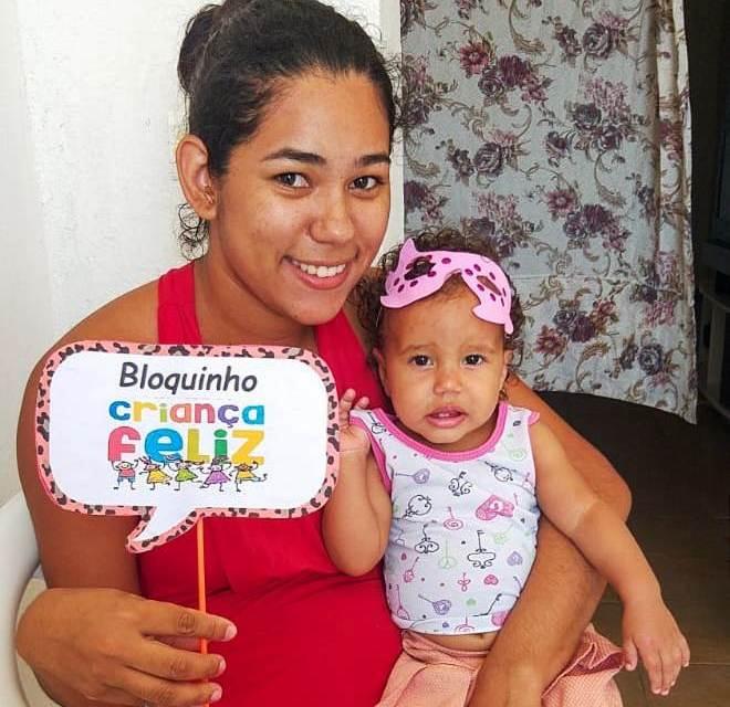 Com mais de 300 famílias atendidas, programa Criança Feliz, reinicia atividades em Monteiro