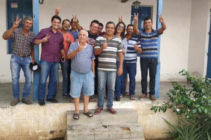 Prefeito de Taperoá reúne grupo político para decidir nome do futuro candidato