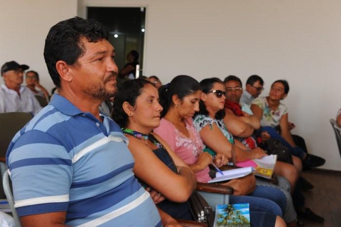 Prefeita Anna Lorena reúne presidentes de todas as associações rurais e faz balanço de ações