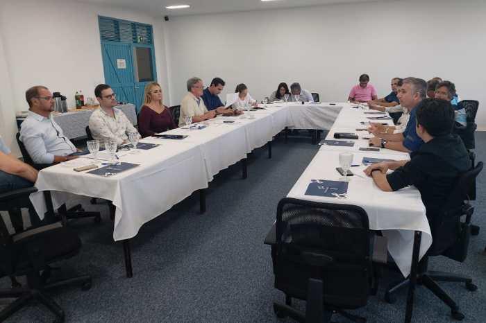 CDSA participa de reunião do Conselho Diretor do Parque Tecnológico da Paraíba