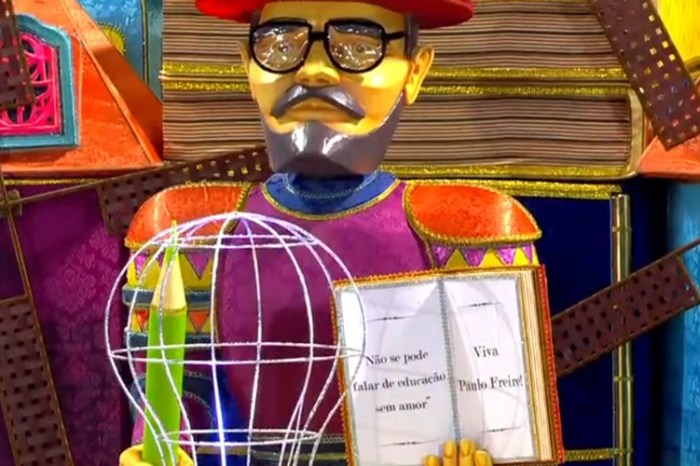 Águia de Ouro é a campeã do carnaval de SP pela 1ª vez
