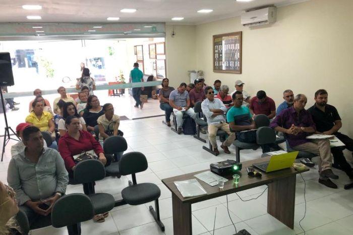 """Sumé sedia oficina do Projeto """"Paraíba Rural Sustentável"""" e é confirmado como sede do Cooperar no Cariri"""
