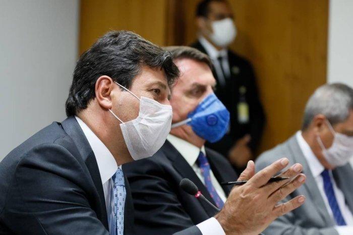 MOÍDOS DA REDAÇÃO: Ministro da Saúde sugere adiamento das eleições por conta do coronavírus
