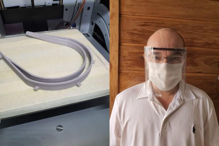 MOÍDOS DA REDAÇÃO: UFCG em Sumé produz viseiras de proteção individual para profissionais de saúde