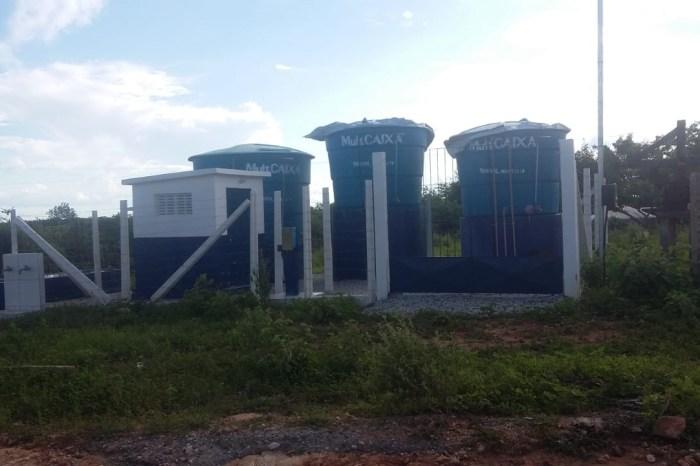 Prefeitura de Ouro Velho realizará confraternização pela instalação do dessalinizador na comunidade dos Olhos D'água