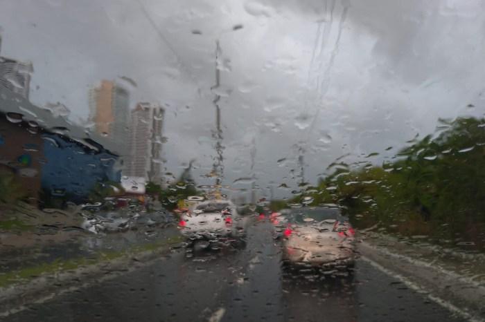 Alerta de perigo por chuvas é emitido pelo Inmet para 42 cidades da PB