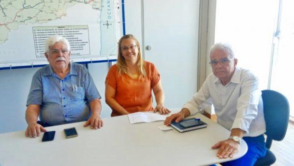 DER define empresa responsável pela recuperação da estrada que liga Santo André a Parari