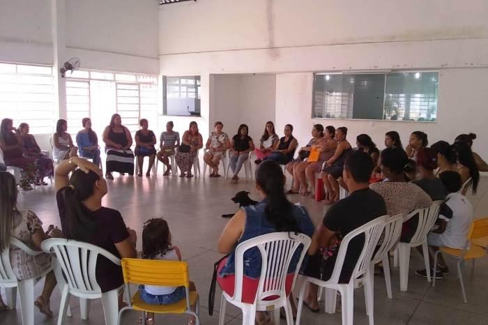 Prefeitura de Monteiro realiza mais um encontro de gestantes e atende mais de 100 mulheres