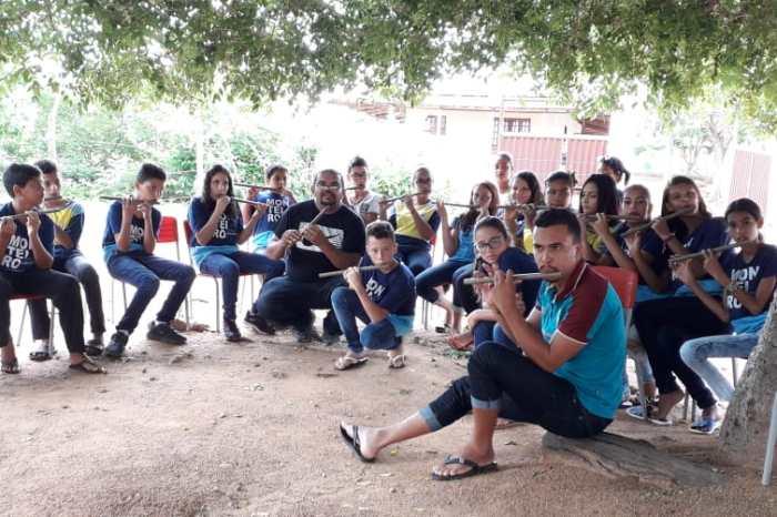 XI Festival de Cultura Popular Zabé da Loca inicia suas festividades com oficina de pífano
