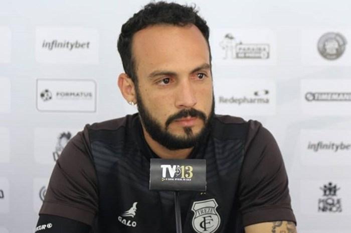 Alexandre Santana promete brigar por vaga no Treze