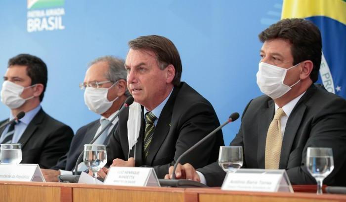 Coronavírus: Brasil fecha fronteiras com oito países