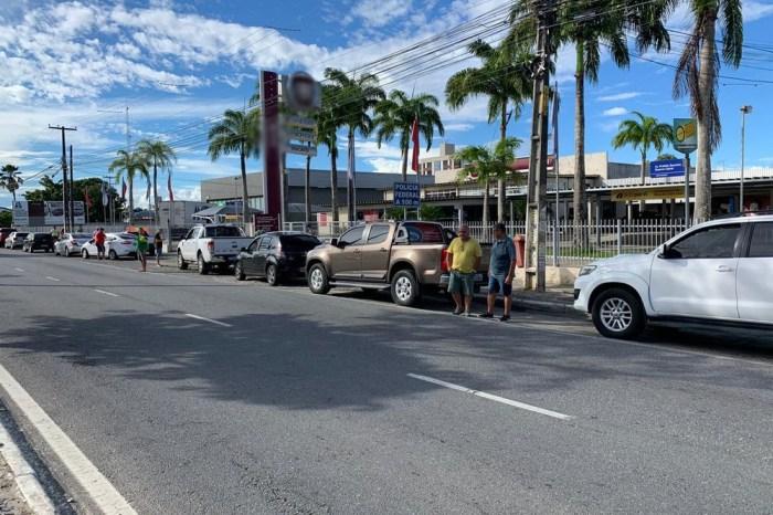Carreatas e passeatas estão proibidas durante pandemia na PB