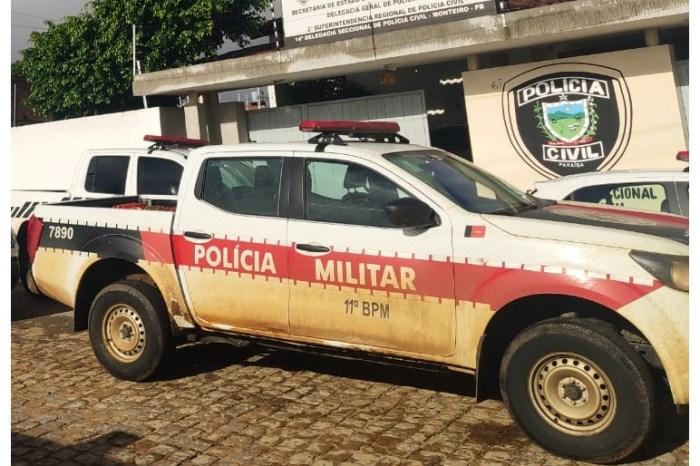 Polícia recupera moto roubada que havia sido roubada em fevereiro em Monteiro