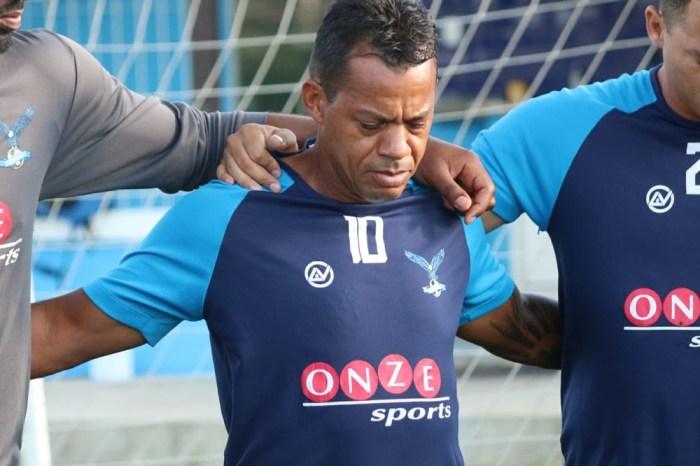 Marcelinho Paraíba estreia como treinador do Treze neste sábado