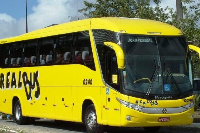 Real Bus reduz viagens entre Campina Grande e João Pessoa e suspende trajeto até Monteiro