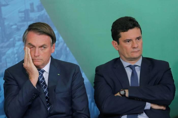Moro pede demissão e cita 'interferência política' de Bolsonaro na PF