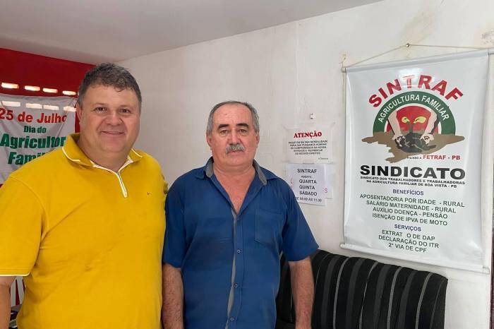 Prefeito de Boa Vista conquista importantes adesões para seu projeto de reeleição