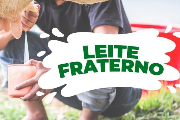 Covid-19: diversos órgãos lançam no Cariri campanha de solidariedade 'Leite Fraterno'