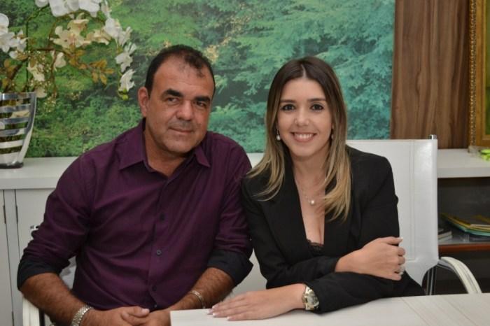 """""""A parceria com o Governo do Estado em Monteiro é real"""", diz prefeita Lorena"""