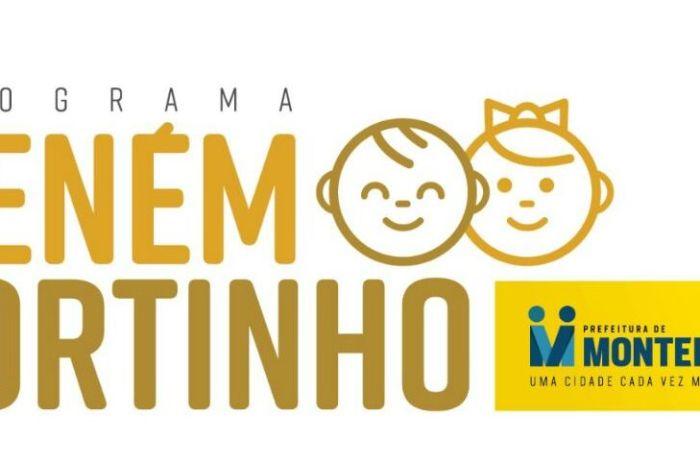 Programa nutricional Neném Fortinho continua beneficiando crianças monteirenses