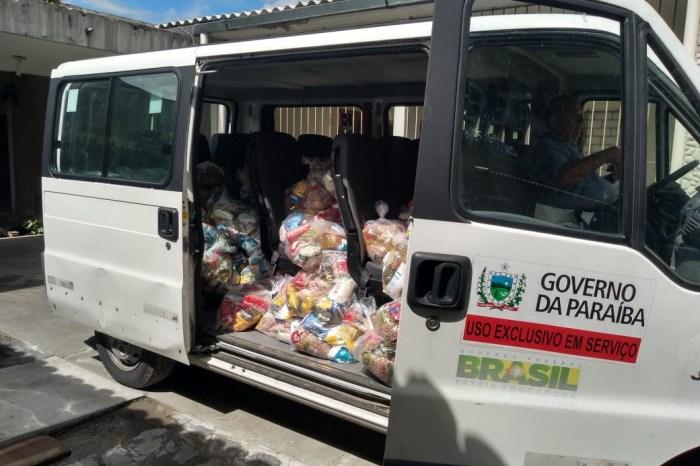 MOÍDOS DA REDAÇÃO: Governo entrega cestas básicas a comunidades quilombolas do Cariri