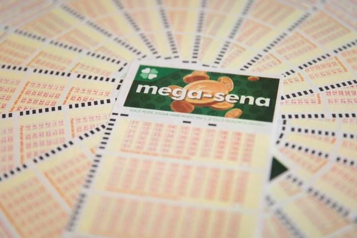 Ninguém acerta os 6 números da Mega-Sena e prêmio vai a R$ 45 mi