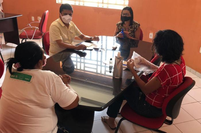 Prefeitura de Sumé e CDSA firmam parceria para produção de álcool glicerinado 70%