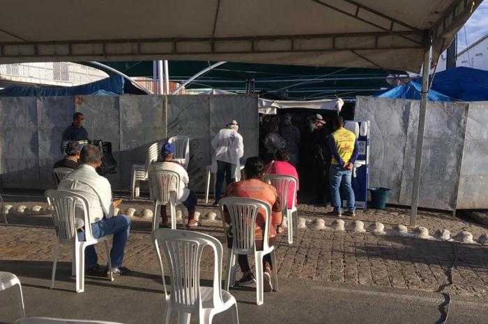 Mais uma vez Prefeitura de Monteiro dá exemplo de organização no combate ao Covid - 19