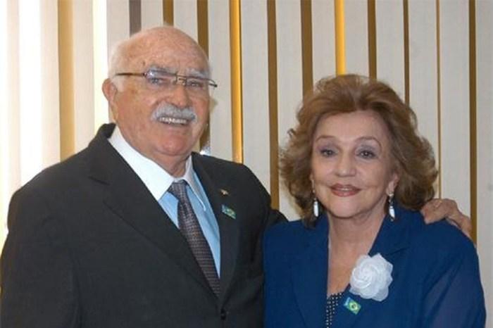 MOÍDOS DA REDAÇÃO: Ex-deputada e ex-primeira-dama, Lúcia Braga morre aos 85 anos