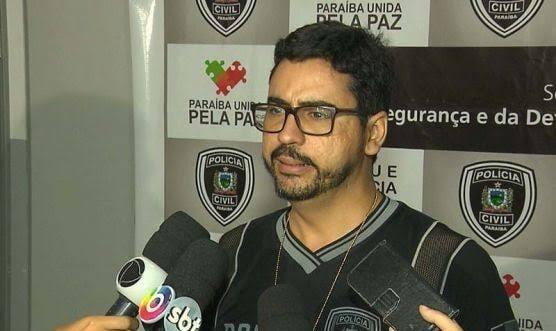 Delegado seccional de Polícia Civil de Monteiro é exonerado e celebra resultados alcançados