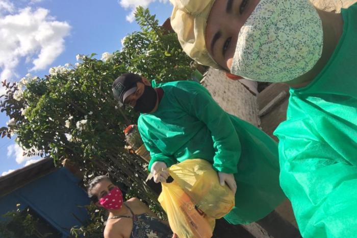 Prefeitura de Ouro Velho doa cestas básicas para famílias carentes