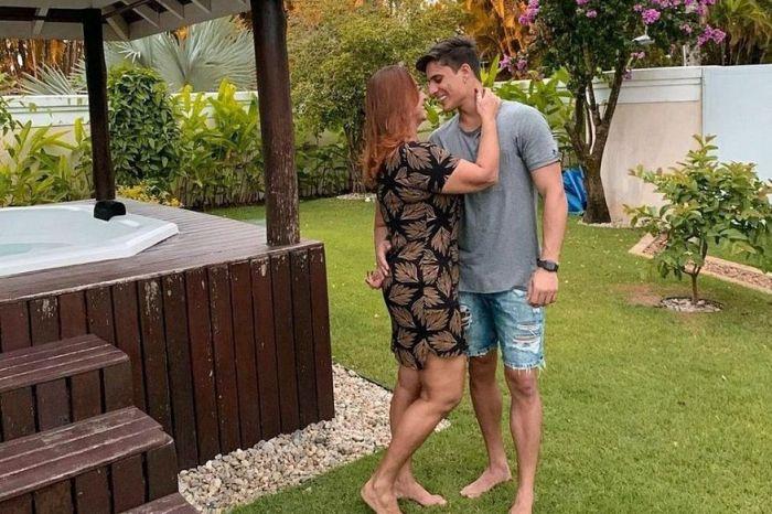 Após confusão, mãe de Neymar contraria família e segue namoro com monteirense