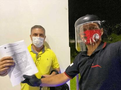 Dirigentes discutem volta das atividades no futebol paraibano