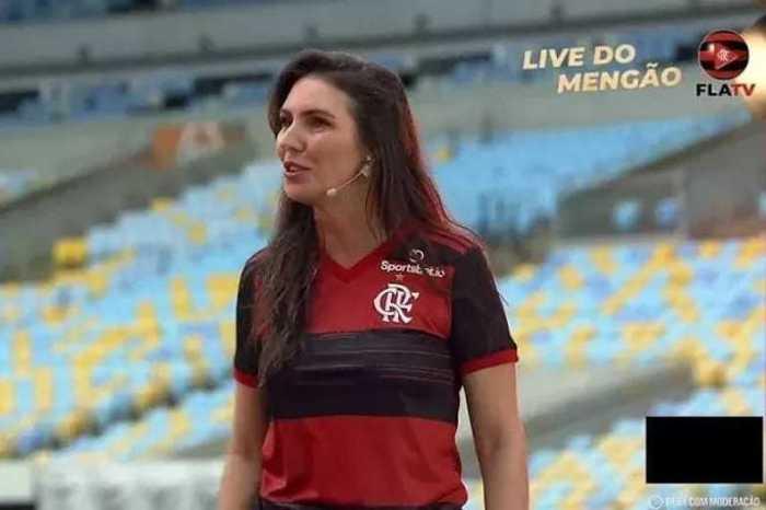 Flamengo negocia com ex-jornalista da Globo programa na FlaTV