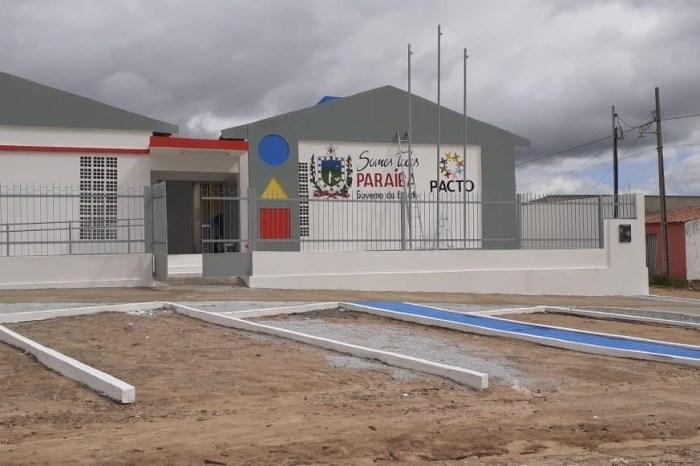 Governo do Estado faz entrega simbólica de escola no município de Alcantil