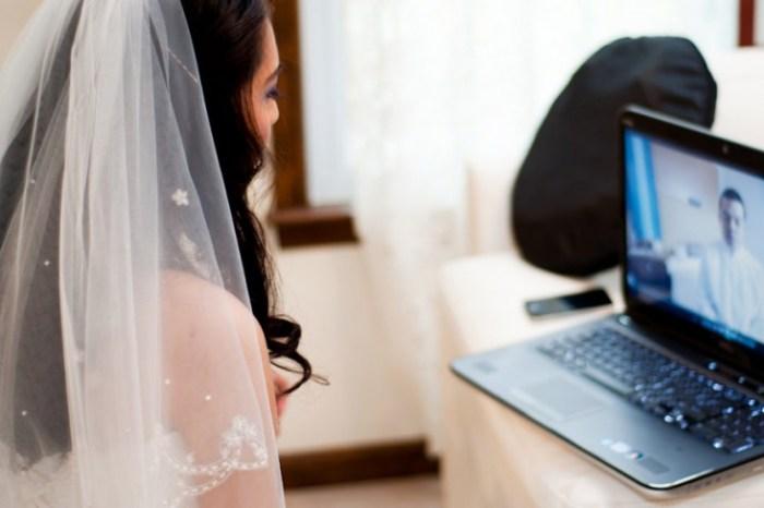 Cartório na Paraíba realiza primeiro casamento online
