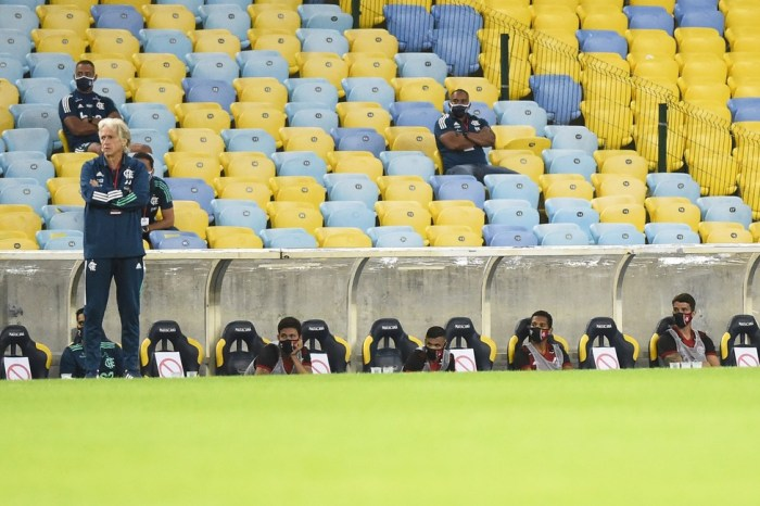 Após vitória, Jesus elogia retorno do Flamengo