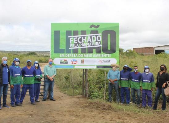 MOÍDOS DA REDAÇÃO: Gurjão é mais um município da Paraíba a desativar lixão municipal
