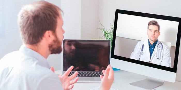 Teleconsulta é aliada para avaliação precoce dos sintomas da Covid