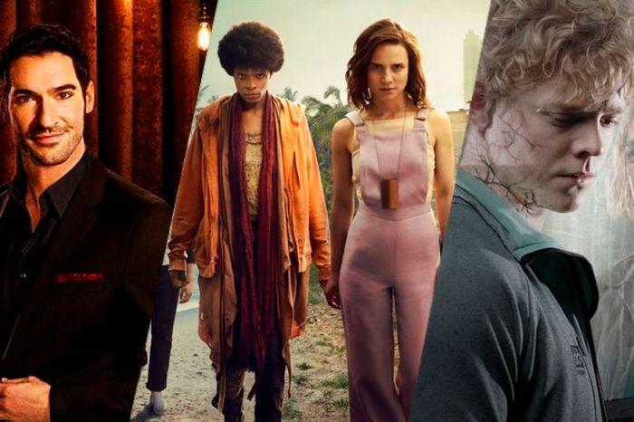 Novas temporadas de 'Lucifer', '3%' e 'The Rain' chegam à Netflix em agosto