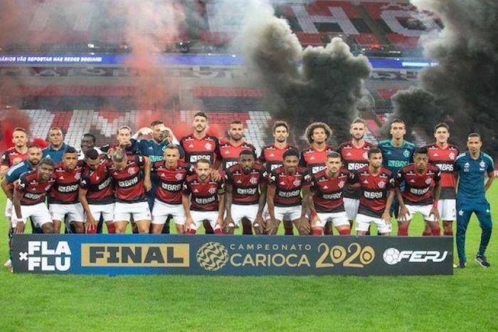Flamengo é campeão de Estadual marcado por pandemia e confusões