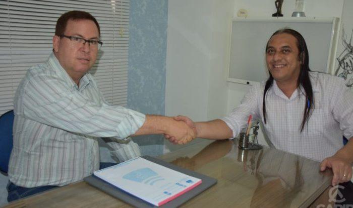 EM SUMÉ: Dr. Francisco declara apoio à pré-candidatura de Jeandro Rafael a vereador