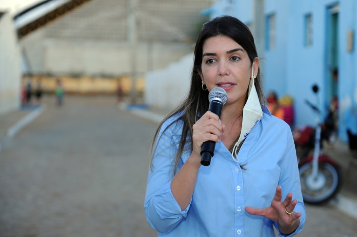 Anna Lorena diz que está preparada e pronta para entrevistas e debates